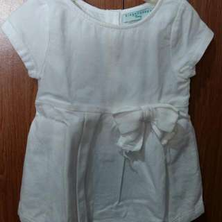 Gingersnaps Off-white dress