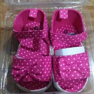Baby Couture Crib Shoes