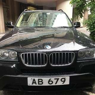 2010 BMW X3 XDRIVE25IA (E83)