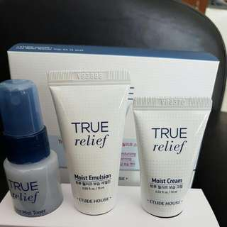 BN Etude House True Relief Special Trial Kit