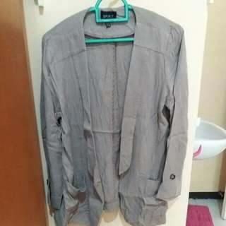 Spirit Cotton Blazer