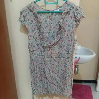 Next Floral Blouse