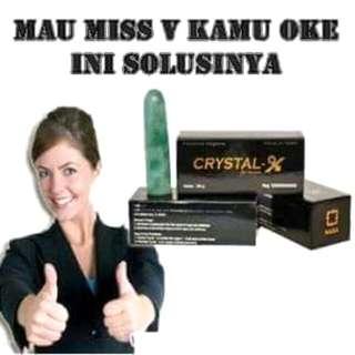 Cristal X kembali gadis