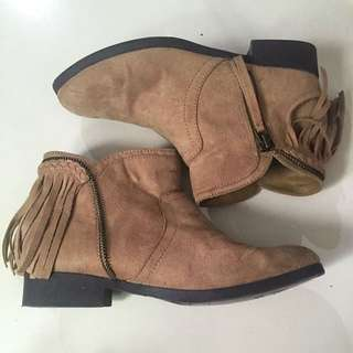 Mid Cut boots - Payless