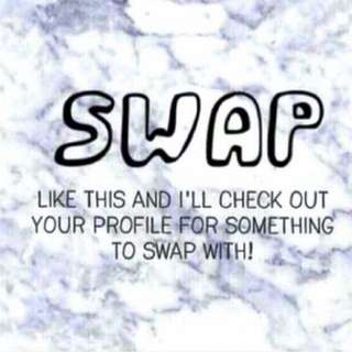 Swap With Me!
