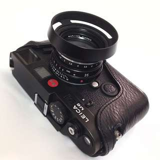 Leica M6 TTL 0.85 Black