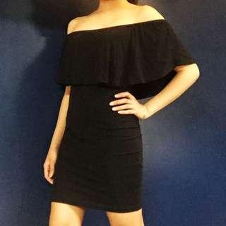 Miss Selfridge Off Shoulder Dress