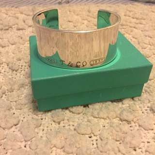Tiffany & Co Bangle (not Genuine)