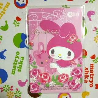 Melody Sanrio Ezlink Card