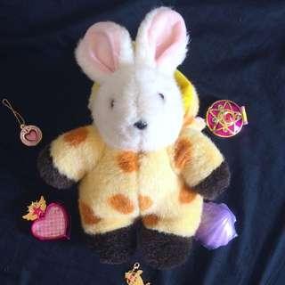 老娃娃 兔子長頸鹿❤️豪可愛