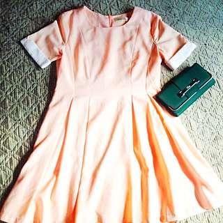 Korean Preloved Dress
