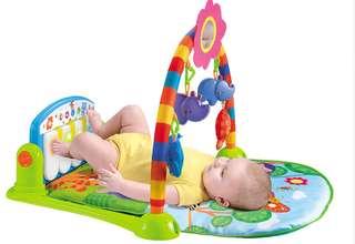 寶寶健力架 動物款 兩色可選 八百含運