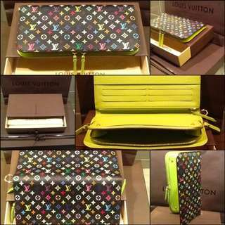 Authentic - Louis Vuitton Insolite Wallet