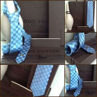 Authentic - Louis Vuitton Tie
