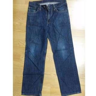 Levi's 原色 牛仔褲