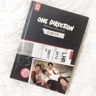 One Direction - Take Me Home (Limited Yearbook Edition)