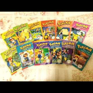 Pokemon Books With Pictures