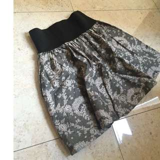 Zara Lacey Skirt
