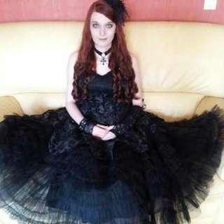 Hell Bunny Formal Dress