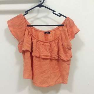Chic Booti Size 8 Crop Top