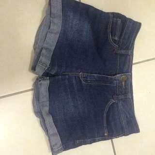 Missunderstood XXS Shorts