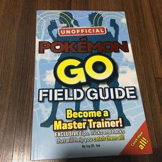 Brand New Pokemon Go Field Guide