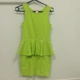 XS Supré Mini Dress