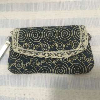 Lace Wallet/Clutch