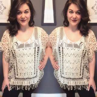 XL Coverup Style Top