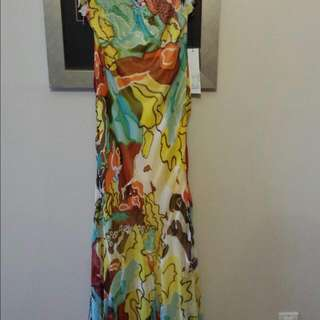 Maxi Dress - Size 10