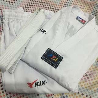 Taekwondo Uniform Size 4