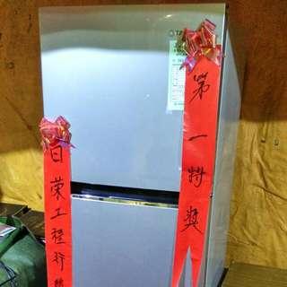 便宜出售 全新 大同電冰箱
