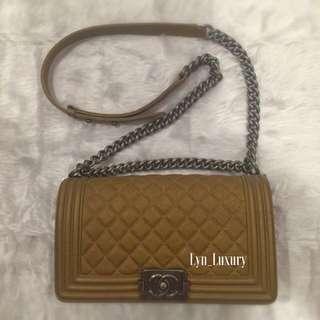 Old Medium Chanel Boy Bag