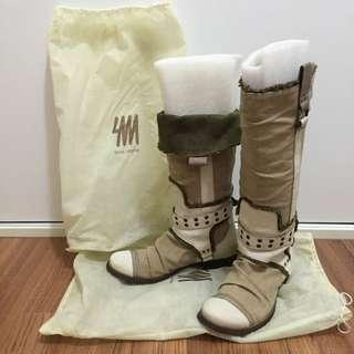 🚚 降價嘍!!SM(Shoe Master)高捅靴