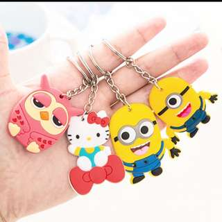 Brand New Cute Keychain Party Favour 20 For $7!