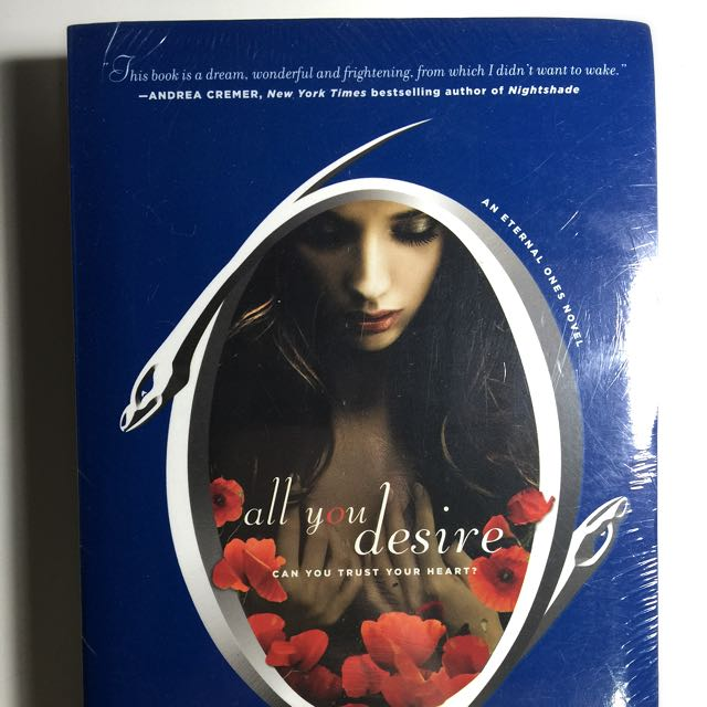 All You Desire by Kirsten Miller