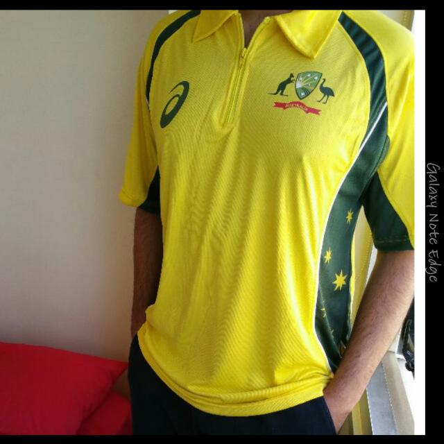 Australia Cricket ODI T-shirt - All Sizes Available