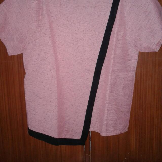 Baju Pink Dusty
