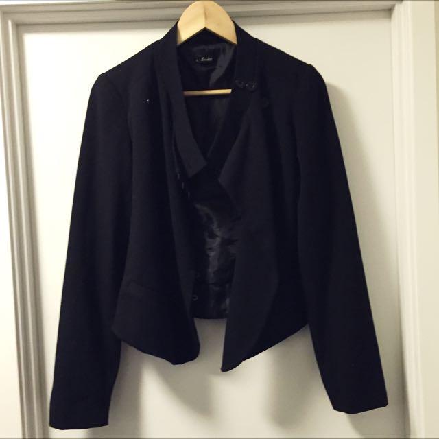 BARDOT Black Jacket