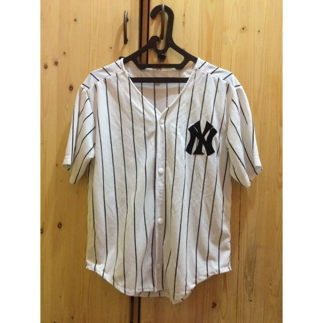 Baseball Jersey New York