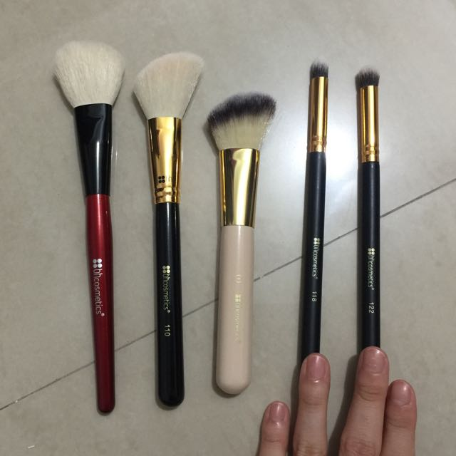 BH Cosmetics刷具單售 九成新