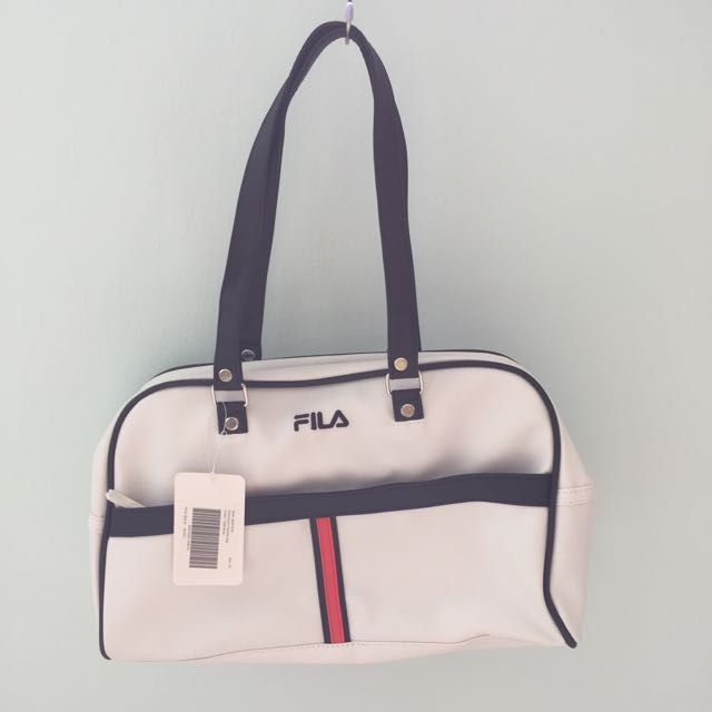 fila bags womens white