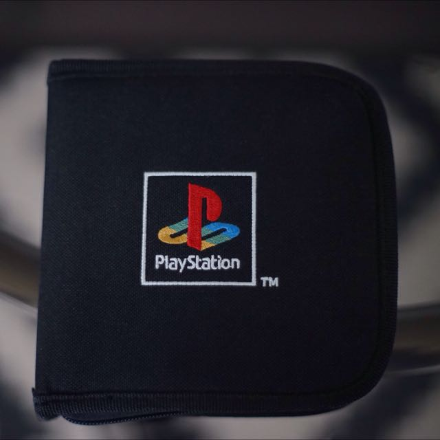 Classic PlayStation CD Case