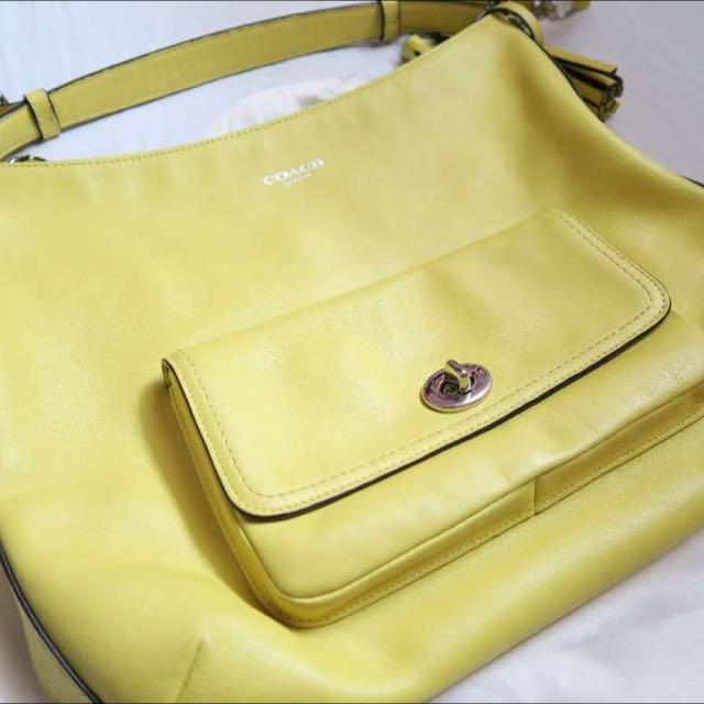 Coach Cross Body Bag (A1393-22381)