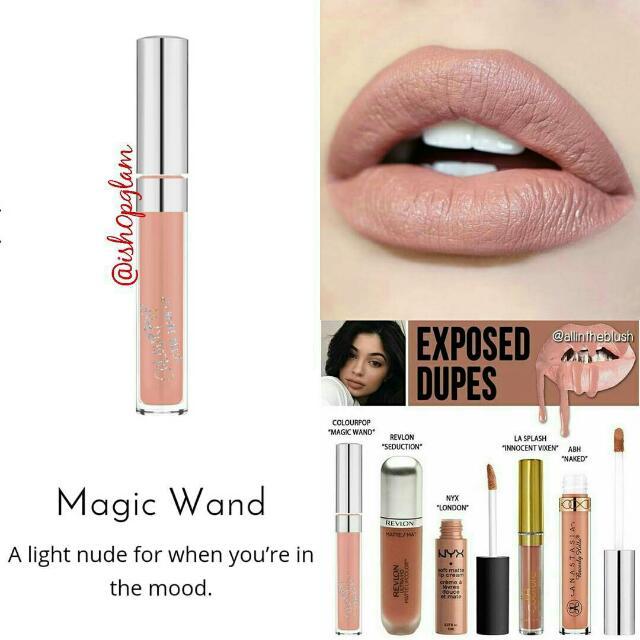 Colourpop UltraSatin Lips Magic Wand
