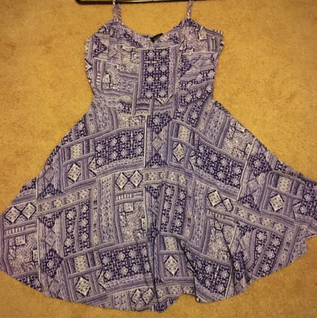 CottonOn Skater Dress (XS)