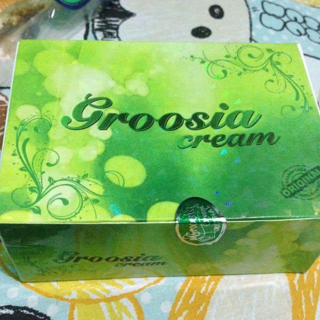cream goosia original