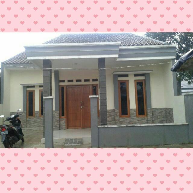 D Jual Rumah Baru Minimalis