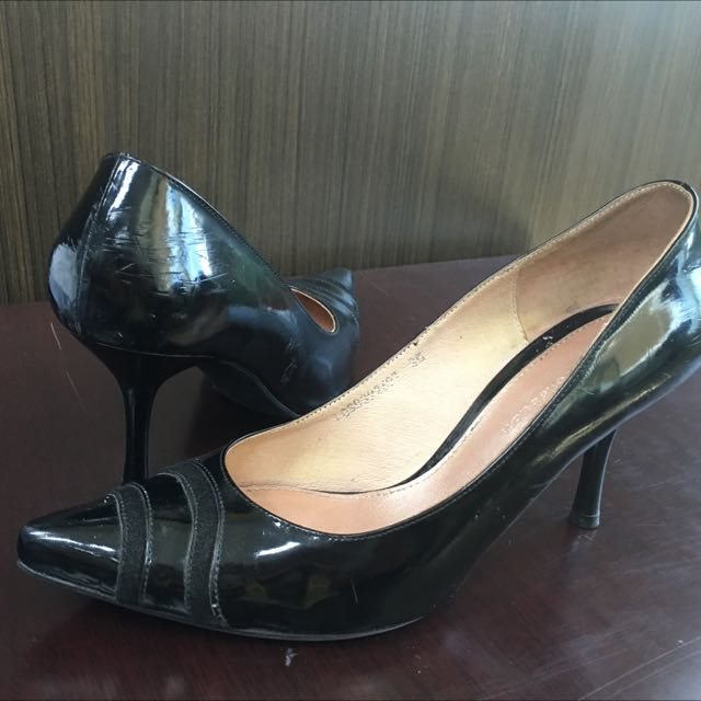 Gibi Black High Heels
