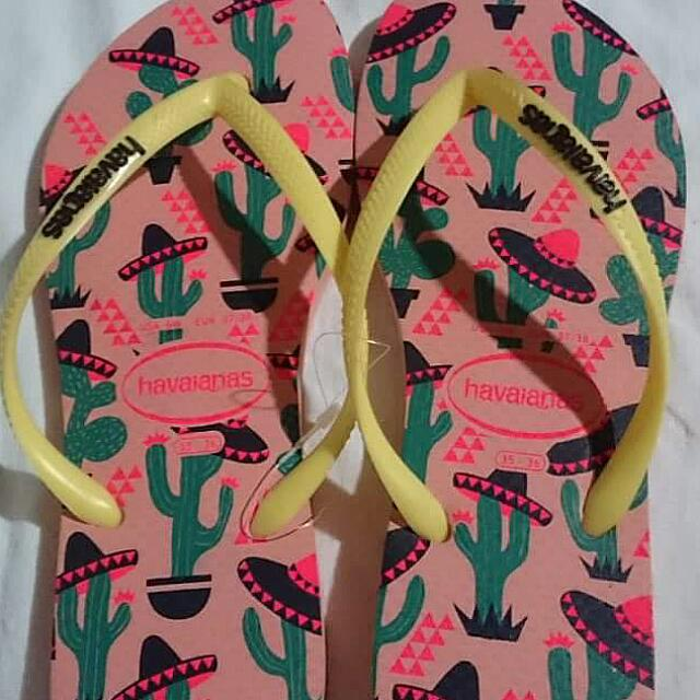 Havaianas (fresh from Brazil)